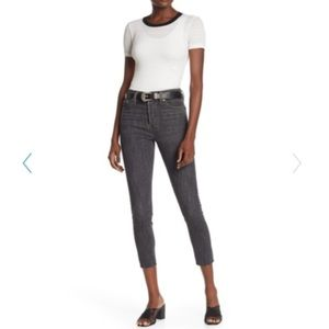 "Levi's Jeans - Levi's Black wedgie skinny Jeans in ""Ravens Wing"""